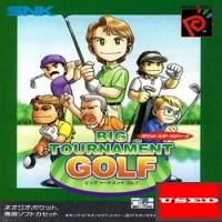 Big Tournament Golf (JP) NGPC USED