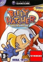 Billy Hatcher and the Giant Egg GC USED