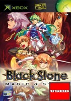 Black Stone: Magic & Steel XBOX USED