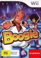 Boogie Wii USED