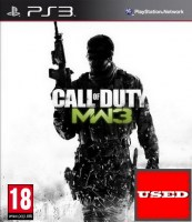 Call of Duty: Modern Warfare 3 PS3 USED