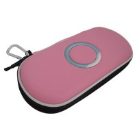 Case For PSP 1000/2000/3000 (PINK) NEW