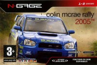Colin McRae Rally 2005 NGAGE NEW