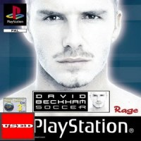 David Beckham Soccer PSX USED (No Manual)