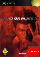 Dead or Alive 3 XBOX USED
