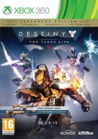 Destiny: The Taken King Legendary Edition X360 NEW
