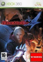 Devil May Cry 4 X360 USED