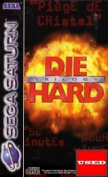 Die Hard Trilogy SATURN USED