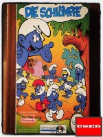 Die Schumpie (The Smurfs) NES USED (GER) (PAL B)