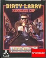 Dirty LarrY: Renegade Cop LYNX USED