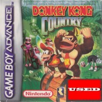 Donkey Kong Country GBA USED