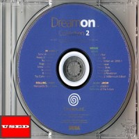 Dreamon Volume Collection 2 DC USED (Disc Only)