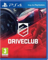 Driveclub PS4 NEW