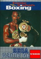 Evander 'Real Deal' Holyfield's Boxing GG USED