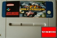 F1 Pole Position SNES UNBOXED