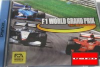 F1 World Grand Prix DC USED (DISC ONLY)