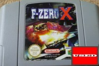 F-Zero X N64 (Cartige Only)