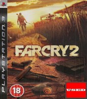 Far Cry 2 (Steelbook Ed.) PS3 USED