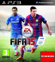 Fifa 15 PS3 USED