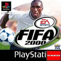 FIFA 2000 PS USED