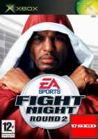 Fight Night Round 2 XBOX USED