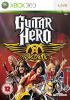 Guitar Hero: Aerosmith PR X360 NEW
