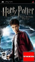 Harry Potter and the Half-Blood Prince PSP USED