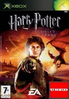 Harry Potter and the Goblet of Fire XBOX USED