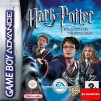 Harry Potter and the Prisoner of Azkaban GBA USED