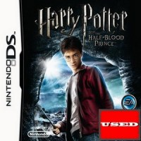 Harry Potter and the Half-Blood Prince DS USED (NO MANUAL)