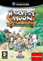 Harvest Moon: A Wonderful Life GC USED