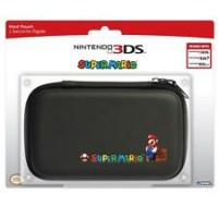 Hori Hard Pouch Super Mario DSi/Lite,3DS Black