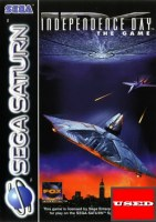 Independence Day: The Game SATURN USED