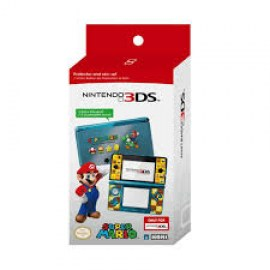 Hori Super Mario Protector and Skin Set for 3DS