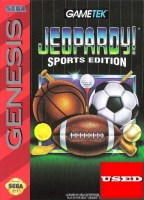 jeopardy sports edition-sega -genesis