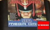 Judge Dredd MD UNBOXED