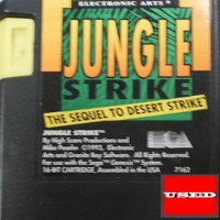 Jungle Strike MD UNBOXED