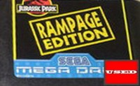 Jurassic Park: Rampage Edition MD UNBOXED