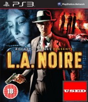 L.A. Noire PS3 USED