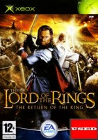 Lord of the Rings:The Return of the King XBOX USED