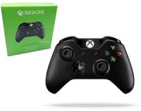 Microsoft XBOX ONE Wireless Controller Black NEW