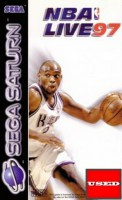 NBA Live 97 SATURN USED