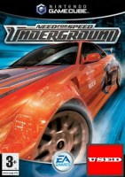 Need for Speed Underground GC USED