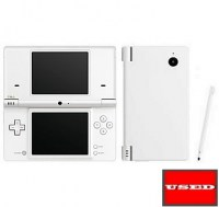 Nintendo DSi White USED UNBOXED