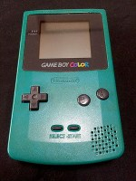 parts-or-repair-nintendo-game-boy-color-turquoise-blue-handheld-japan-used-a25748c76c312a5c634c893e26f28e60