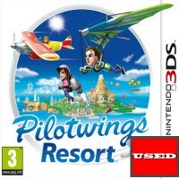 Pilotwings Resort 3DS USED