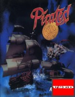 Pirates Gold MS-DOS USED