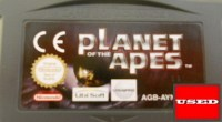 Planet of the Apes GBA UNBOXED