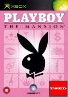 Playboy: The Mansion XBOX USED (No Manual)