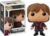 Pop! Television : Game Of Thrones - Tyrion #01 Vinyl Figure